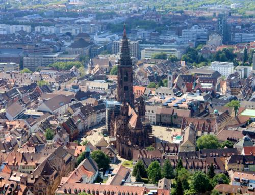 """Freiburg – Die wunderschöne """"Green City"""""""